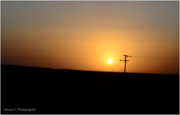 Road Trip # 1 - sunrise