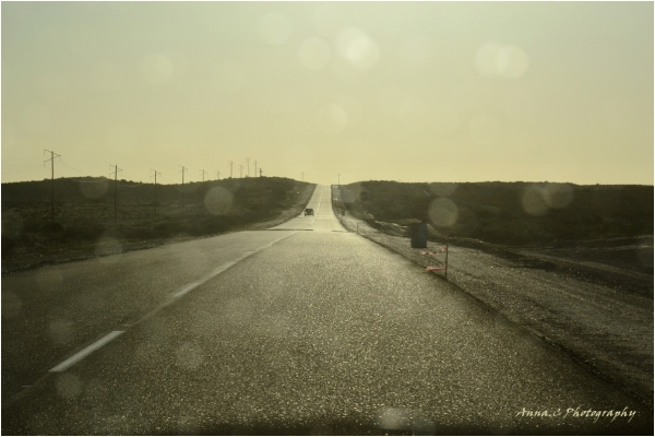 Road-trip # 4  - Plein soleil