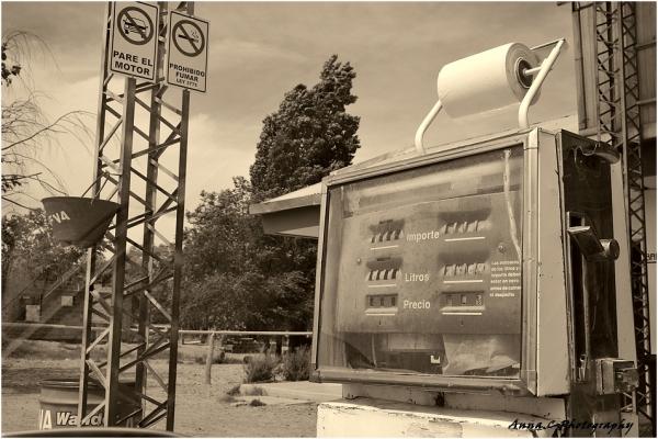 Road-trip # 14 - Gazolina