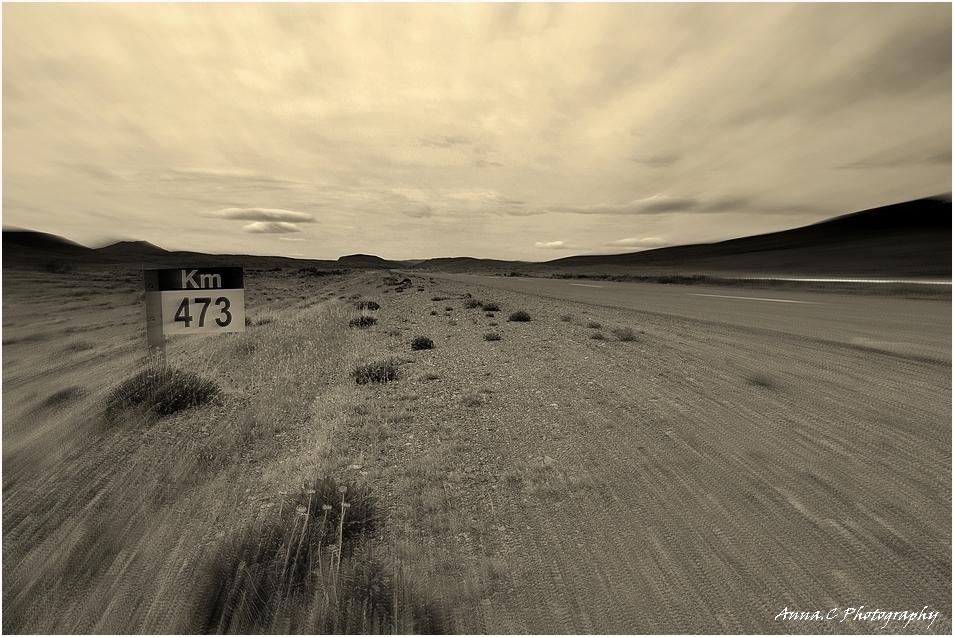 Road-trip - Avaler des kilomètres