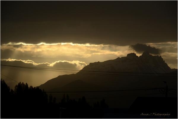 Road-trip # Un soir sur la Cordillère des Andes