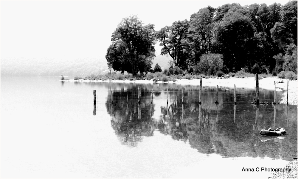 Lake mirror # 2