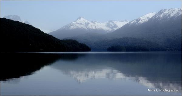 Lake mirror # 3