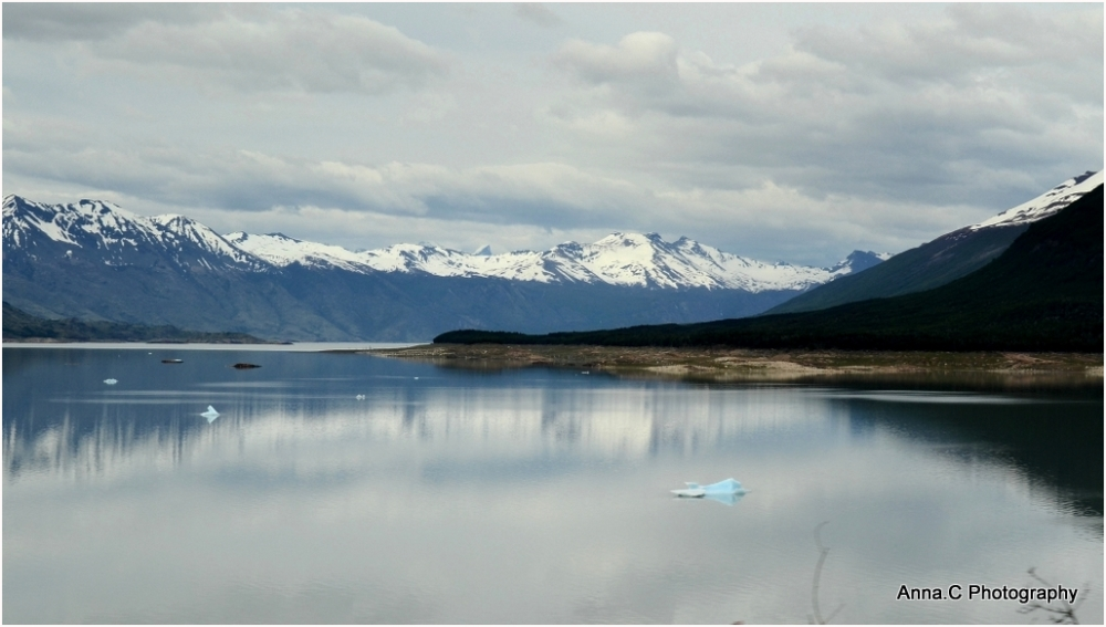 Parque Nacional Los Glaciares - les prémices