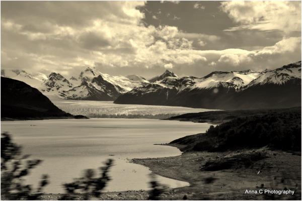 Approche du Perito Moreno