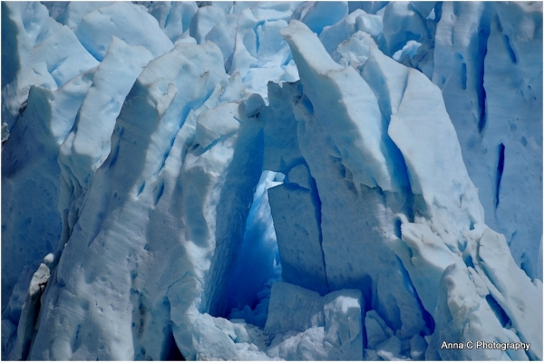 Perito Moreno / Cathédrale de glace et de lumière