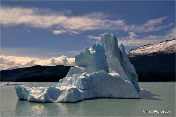 La navire de glace
