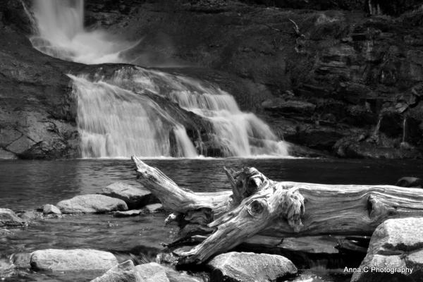 La cascade Chorillo del Salto
