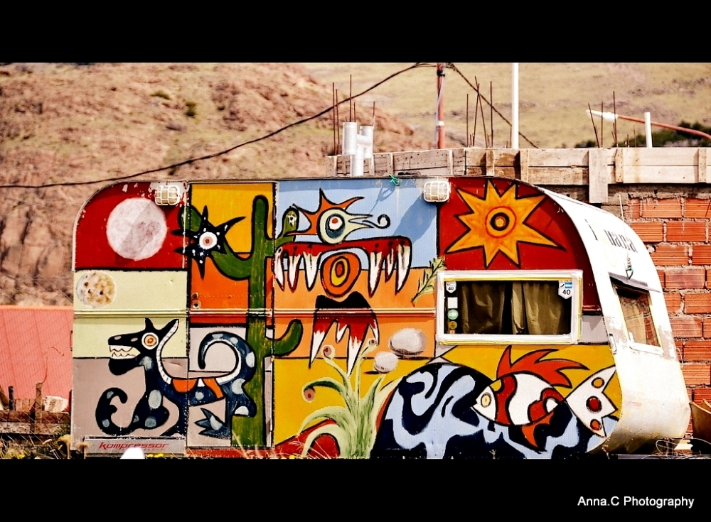 Pop Art Caravane - Documentary & Street Photos - Wide Open World