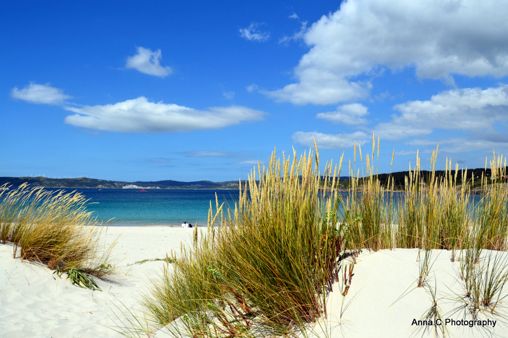 Summertime # The white beach