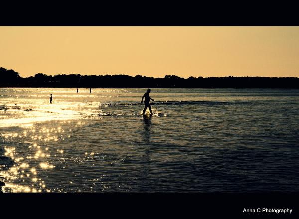 Summertime # il marchait sur l'eau...
