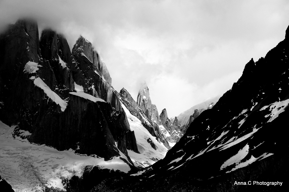 mystérieux Cerro Torre
