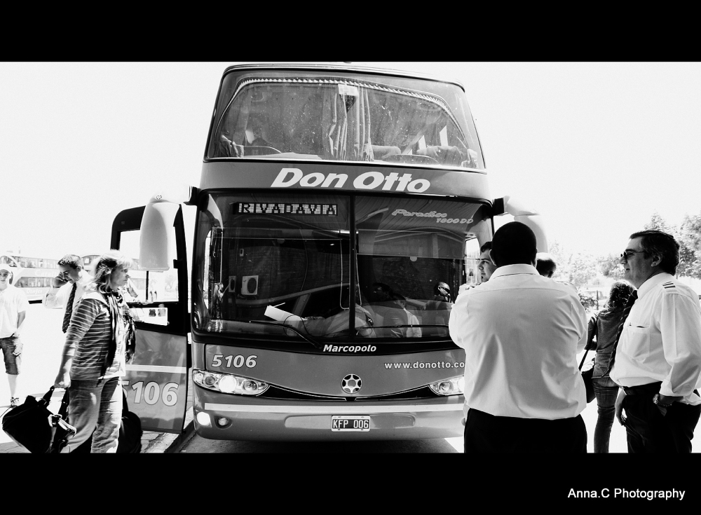 At the Bus Station # 3