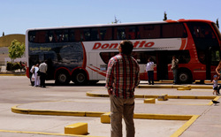 At the Bus Station # 4