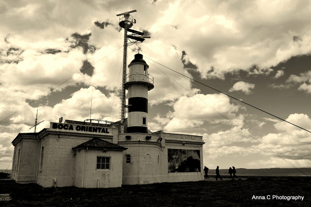 La traversée du détroit de Magellan #5 - Le Phare