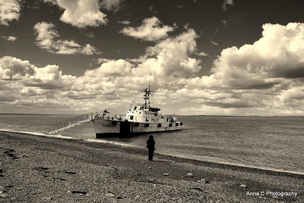 La traversée du détroit de Magellan #3 - L'attente