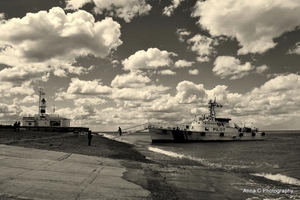 La traversée du détroit de Magellan #4 - L'attente