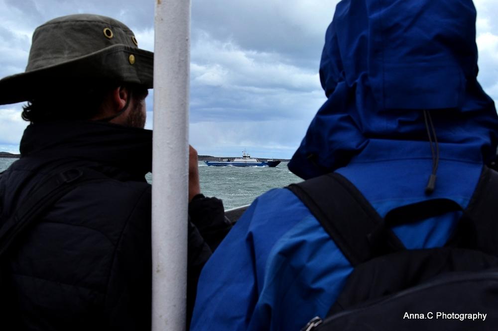 La traversée du détroit de Magellan # 9 - A bord