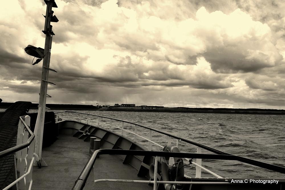 La traversée du détroit de Magellan #12 - Arrivée