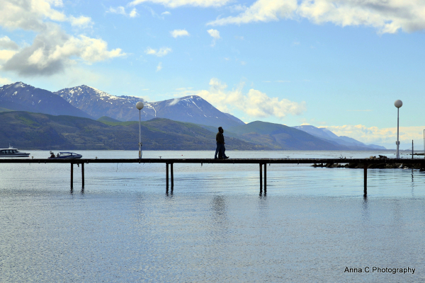 Ushuaia - Fin del Mundo # 4 La passerelle