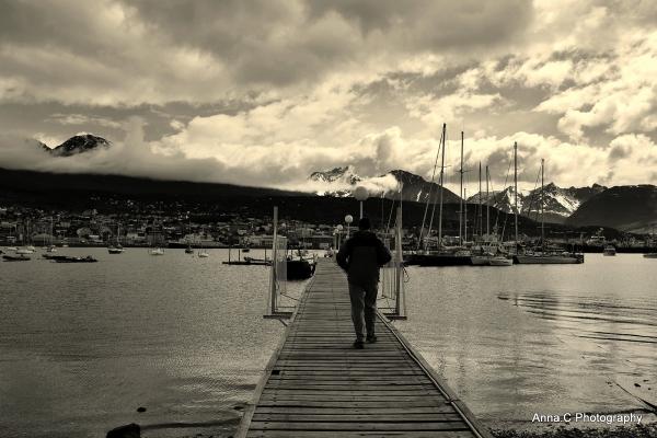 Ushuaia - Fin del Mundo #9 le navigateur solitaire