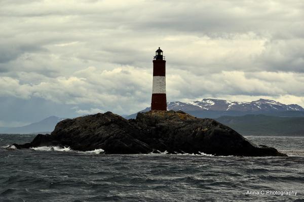 Ushuaia - Fin del Mundo # Le Phare des éclaireurs