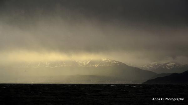 Ushuaia   Fin del Mundo # Le Canal de Beagle