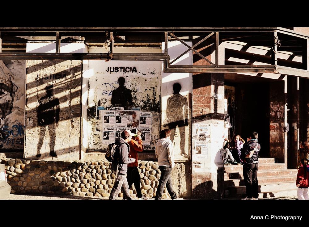 Ushuaia - Fin del Mundo # Justicia para todos