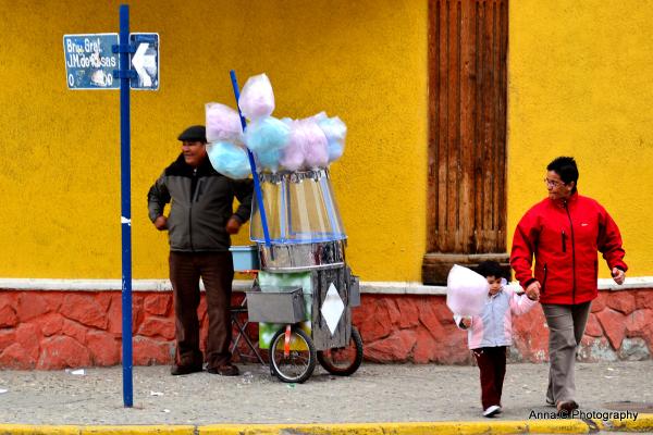 Ushuaia - Fin del Mundo # Barbapapa