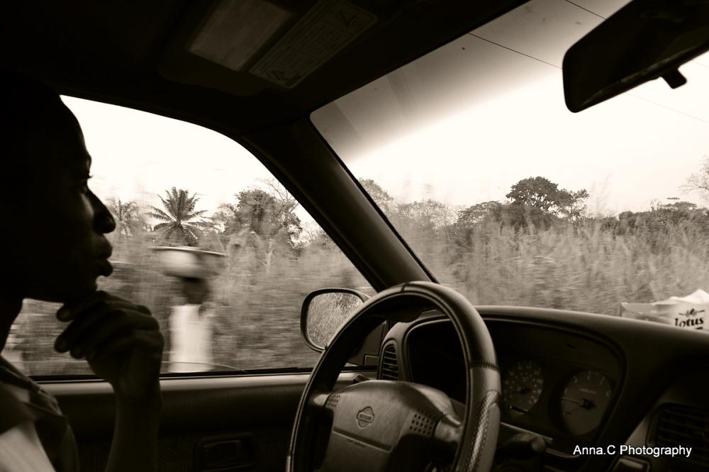 Sur la route de Kpalimé