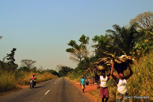 Sur la route de Kpalimé # 3