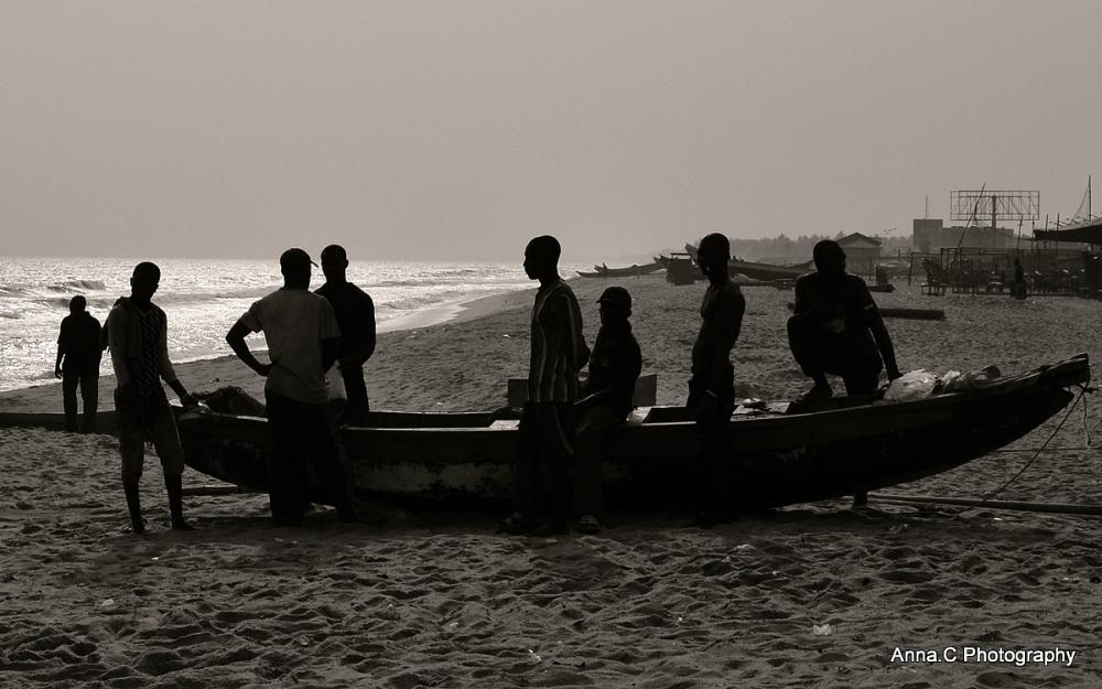 Les pêcheurs de Lomé # 2