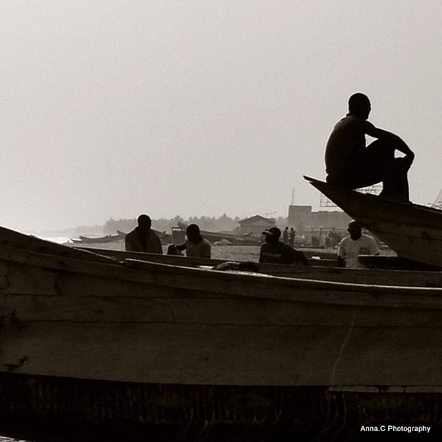 Les pêcheurs de Lomé # 4
