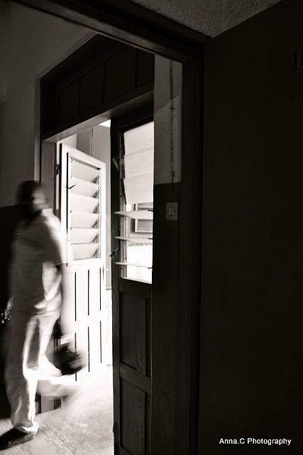 Dans le vieil hôtel # 2