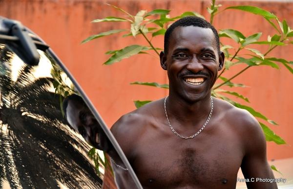 Le sourire de Darius