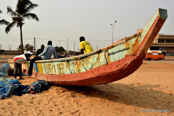 Les pêcheurs de Lomé # 5