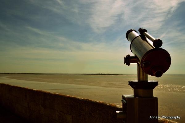 Focus sur l'horizon