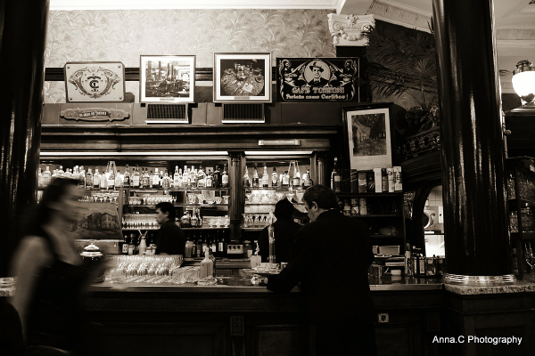 """Ambiance café # 1 """" Carlito """""""