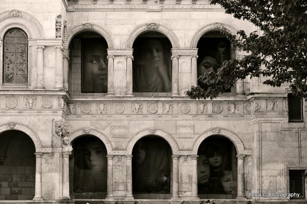 Les petits fantômes / the little ghosts