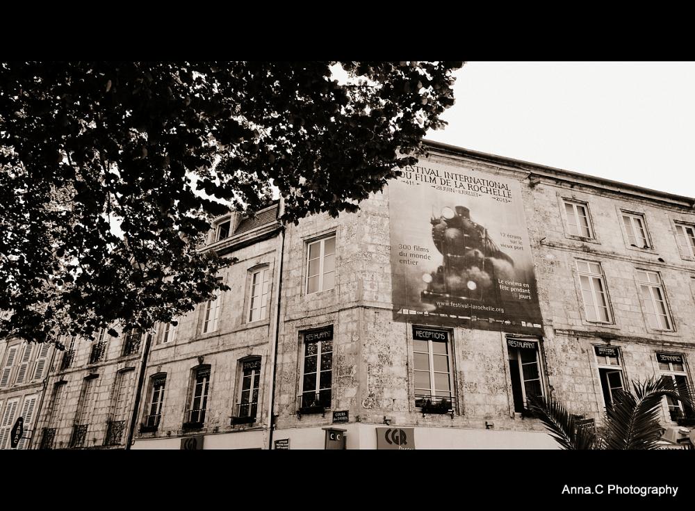 La Rochelle fait son cinéma....suite