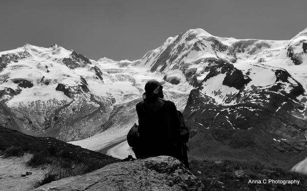 pause et contemplation