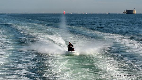 fun in the waves