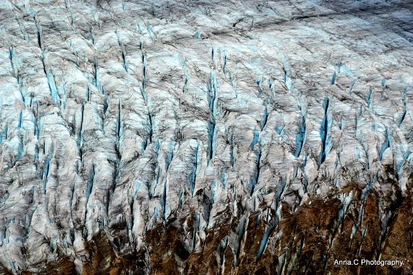 Les dents du glacier