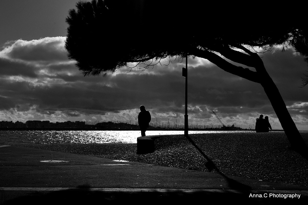 promenade en solitaire