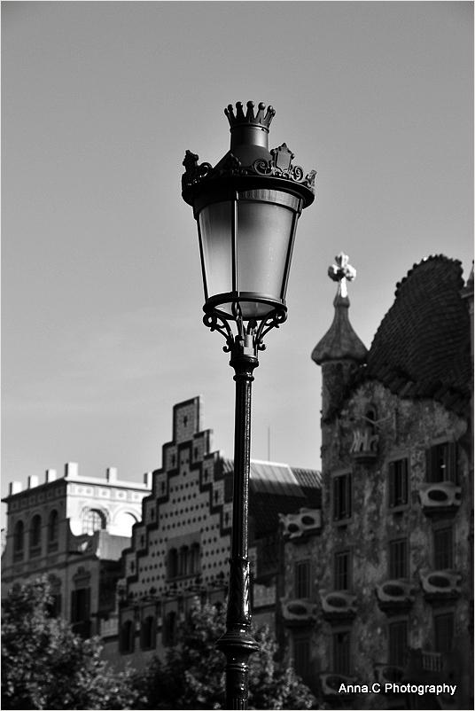Casas de Gaudi