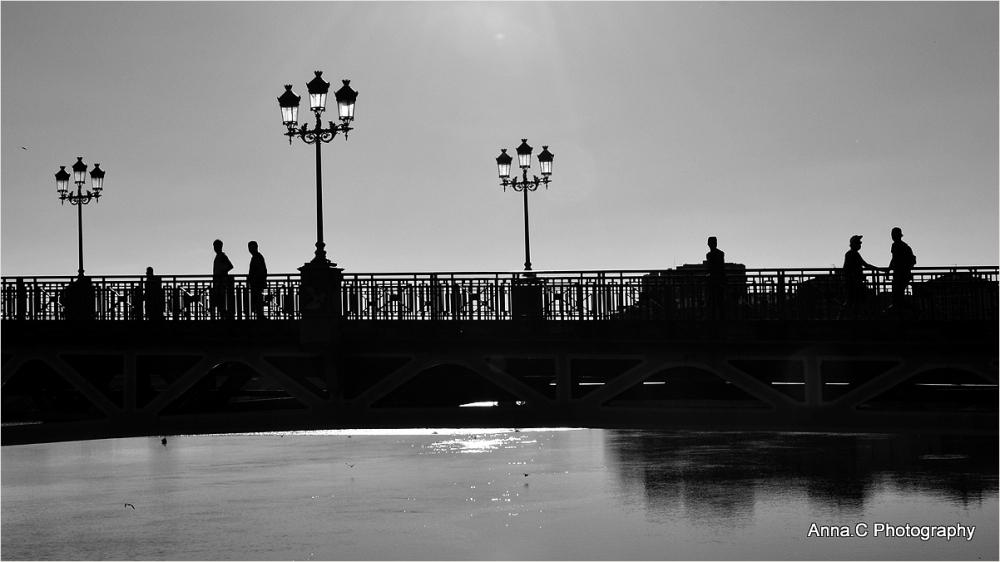 Rencontres sur le pont