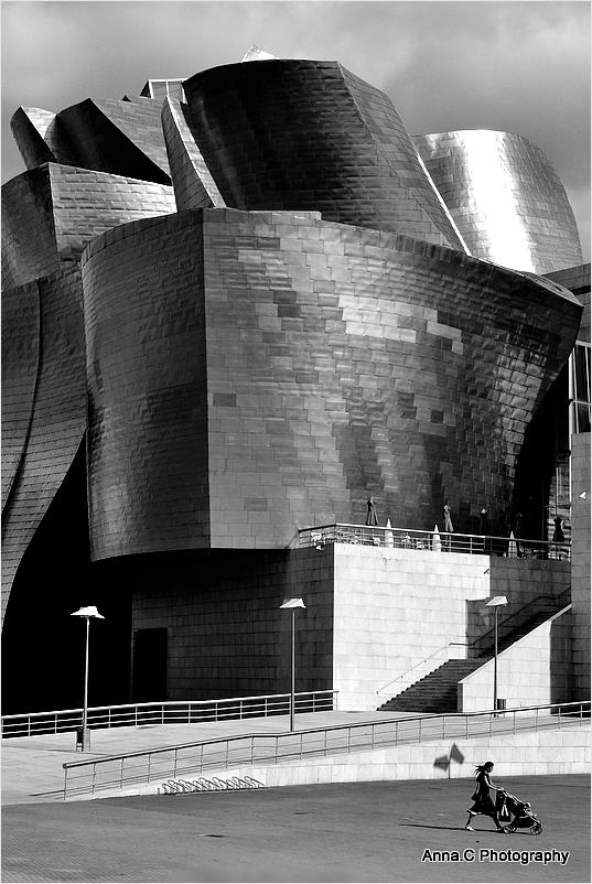 Guggenheim Bilbao # 2 La passante