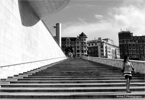 Guggenheim Bilbao # 4 - Stripes