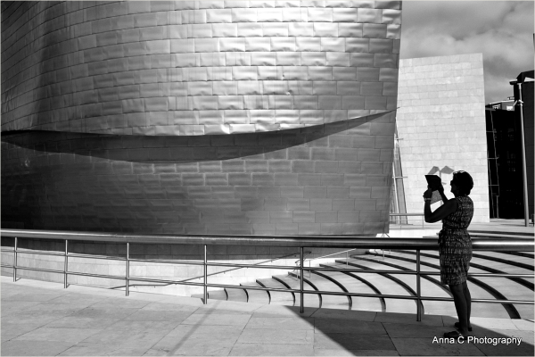 Guggenheim Bilbao # 6 - Take a picture