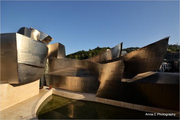 Guggenheim Bilbao # 9 - Le dinosaure